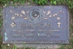 Marlin E Bradigan