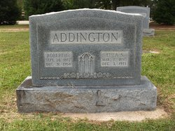 Robert Greely Addington