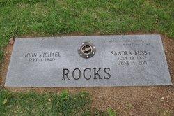 Sandra <i>Busby</i> Rocks