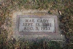 Mae Cady