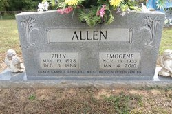 Emogene <i>Skelton</i> Allen