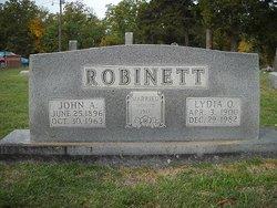 John Amos Robinett