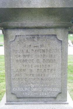 George Carver Davis