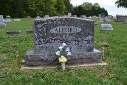 Shirley Ann <i>Holt</i> Alford