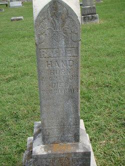 Rachel <i>Siler</i> Hand