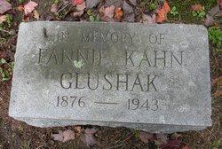 Fannie <i>Kahn</i> Glushak