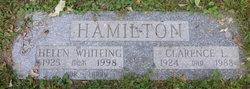 Helen <i>Whiting</i> Hamilton