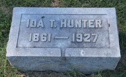 Ida Louise <i>Taylor</i> Hunter