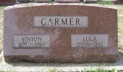 Lola Irene <i>Squire</i> Carmer