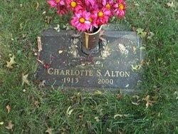 Charlotte S Alton