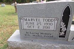Marvel <i>Todd</i> Allen