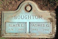Agnes Gertrude <i>Neville</i> Boughton