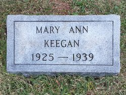 Mary Ann Keegan