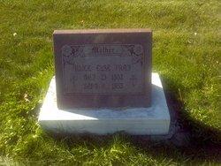 Alice Ann <i>Hayes</i> Else Pray