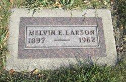 Melvin Ernest Larson