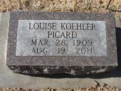 Louise <i>Koehler</i> Picard
