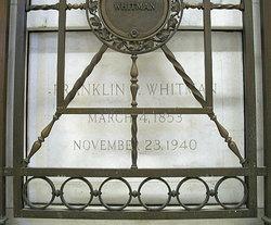 Franklin P. Whitman