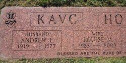 Louise Mary <i>Bey</i> Kavc
