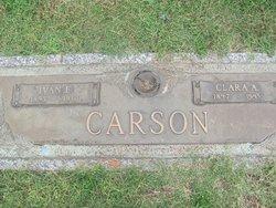 Ivan Eustace Carson