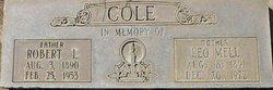 Leo Mell Cole <i>Bass</i> Hamilton