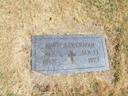 Mike Ackerman