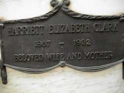 Harriett Elizabeth Clark