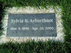 Sylvia N Arburthnot