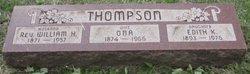 Ona <i>Kendall</i> Thompson