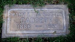 Mary Etta <i>Saxton</i> Gadbery