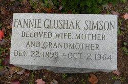 Fannie <i>Glushak</i> Simson