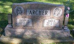 Pauline B Archer