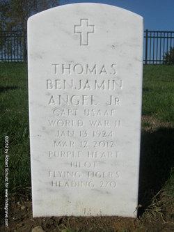 Capt Thomas Benjamin Angel, Jr