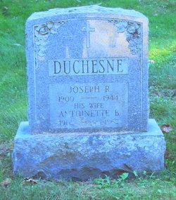 Antoinette B Duchesne