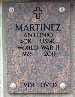 Antonio Tony Martinez