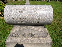 Hannah Eudocia <i>Mapes</i> Bennett