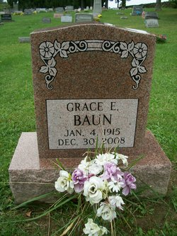 Grace Eleanor Baun