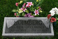 Clarence J. Kell Holmberg