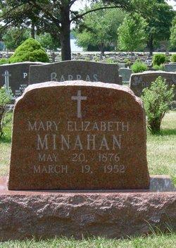 Mary Elizabeth Martha <i>Dignin</i> Minahan