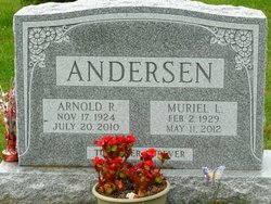 Muriel L. Andersen