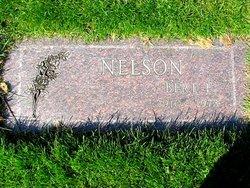 Bert F. Nelson