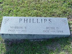 Ruth <i>Douglas</i> Phillips