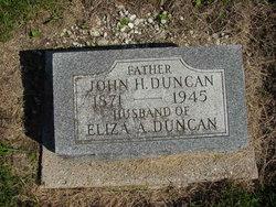 John Harned Duncan
