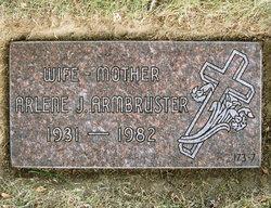 Arlene J. Armbruster
