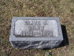 Olive Jane <i>Riley</i> Squires