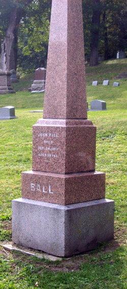 Col John Ball
