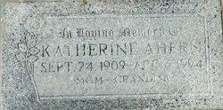 Katherine Ahern