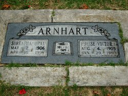 Suretha Opal Opal <i>Norman</i> Arnhart