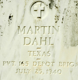 Martin Dahl