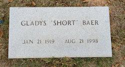 Gladys Short Baer