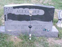 Roy Eugene Alexander